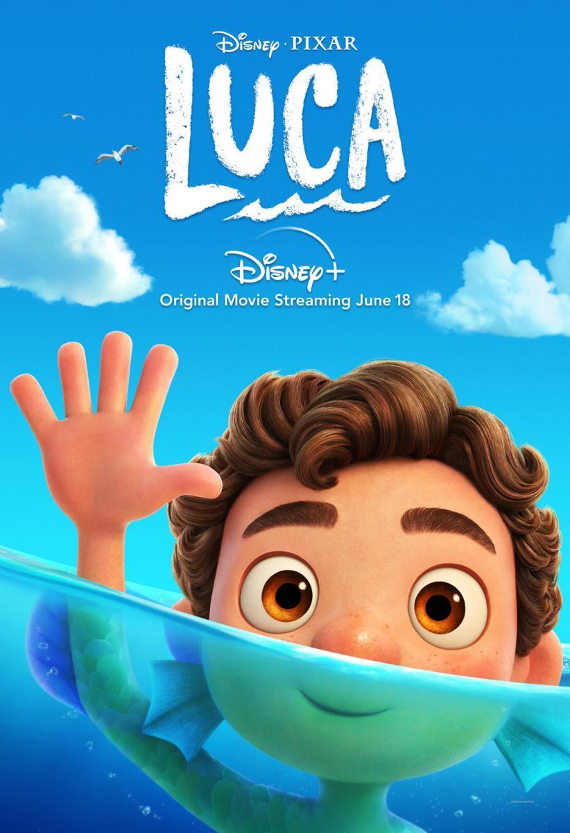 Luca 2021 WEB-DL 1080p Latino Descargar