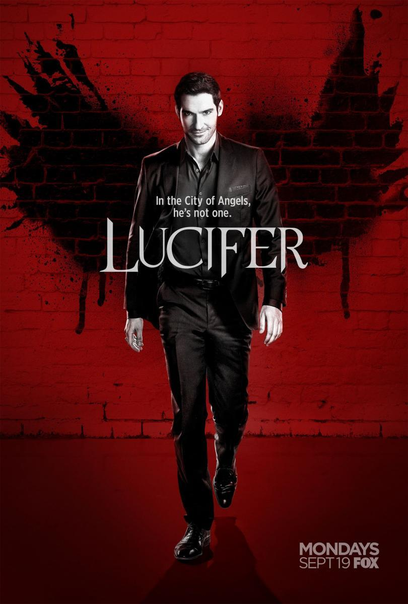 Lucifer Temporada 1 (2016) HD 720p Latino – Ingles