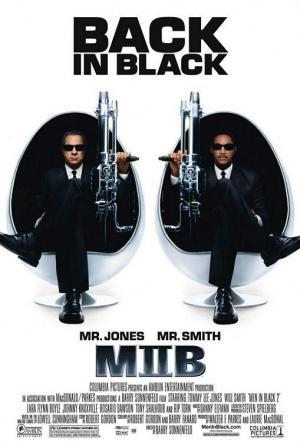 MIIB: Hombres de negro II (Men in Black 2)