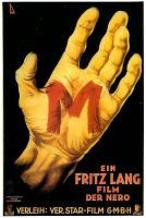 M, el vampiro de Düsseldorf  - Posters