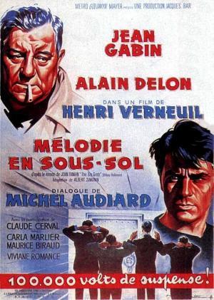Mélodie en sous-sol (1963) - Filmaffinity