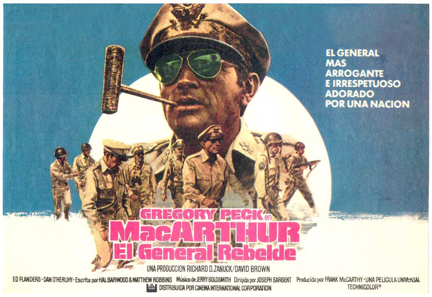 War Movie :  MacArthur 1977 – HD – ( Full Film )