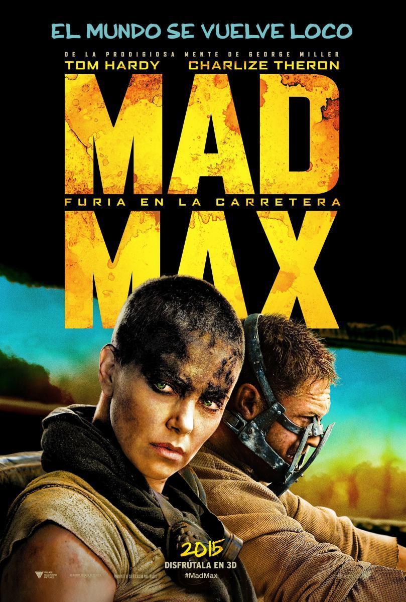 Resultado de imagen para mad max