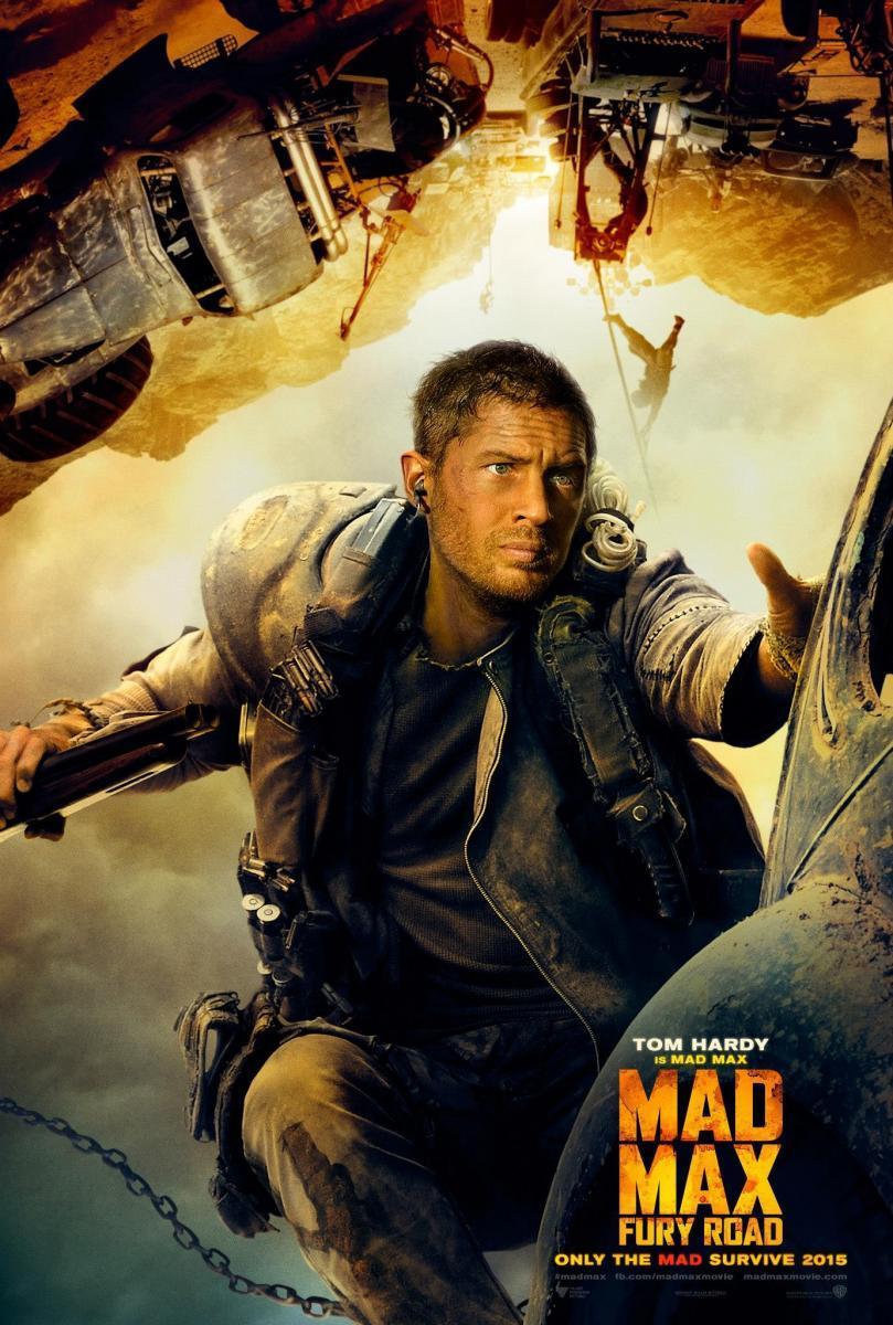 Mad Max Fury Road 2015 Filmaffinity