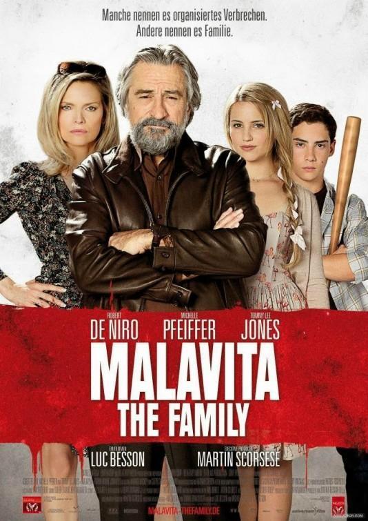 Malavita 2013 Filmaffinity