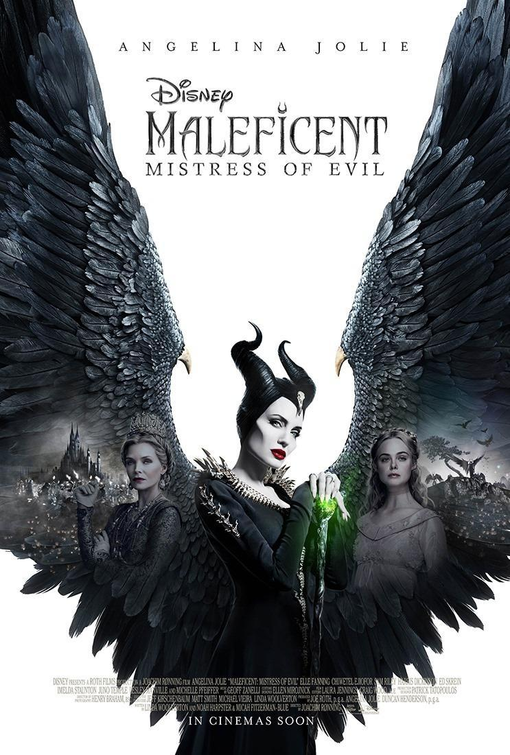 Maleficent Mistress Of Evil 2019 Filmaffinity
