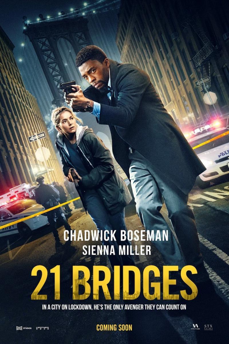 Resultado de imagen para 21 bridges