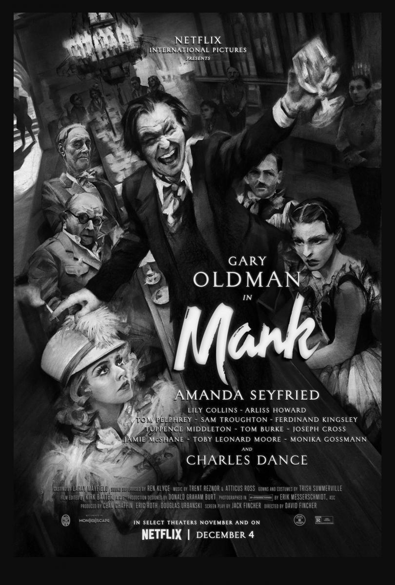 Mank (2020) - Filmaffinity