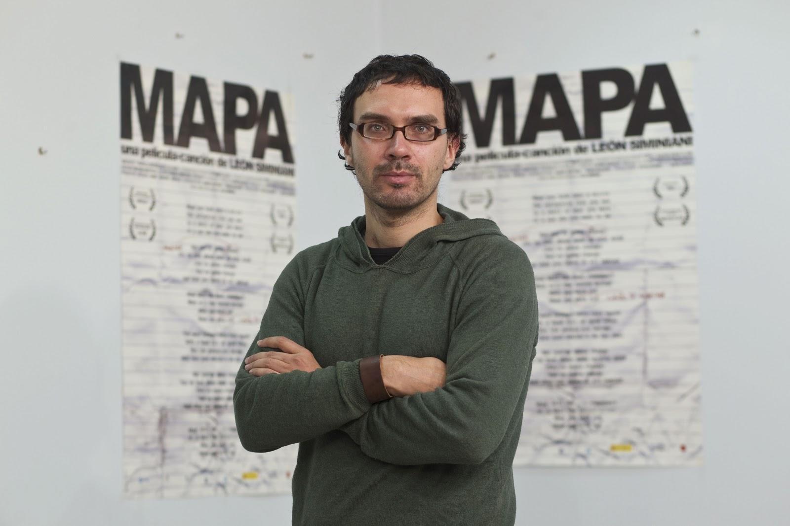 mapa leon siminiani