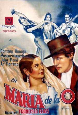 María De La O 1936 Filmaffinity