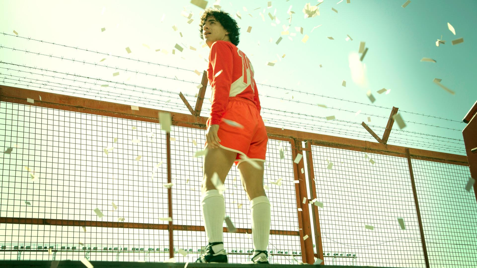 Image gallery for Maradona: Blessed Dream (TV Series) - FilmAffinity