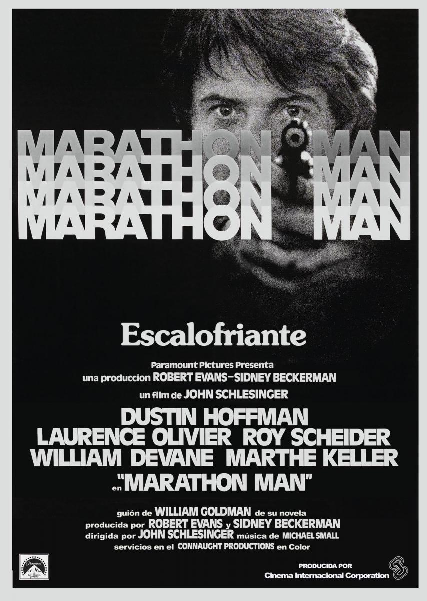 Últimas películas que has visto - (Las votaciones de la liga en el primer post) - Página 15 Marathon_Man-766780174-large