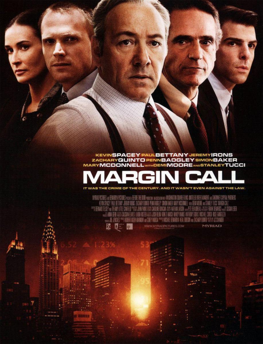 Margin Call (2011) - Filmaffinity