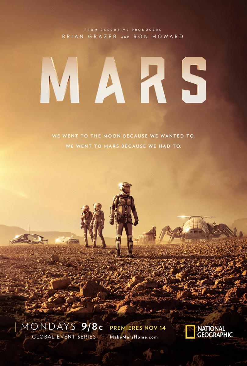 Marte Serie Completa (HD Latino – Ingles 720p) 2016