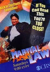 Martial Law (Serie de TV)
