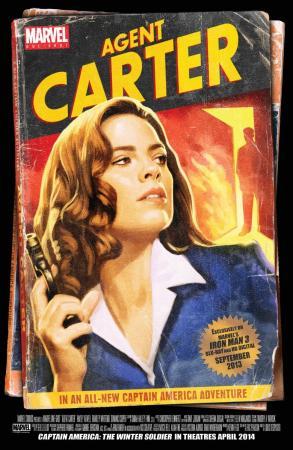 Marvel One-Shot: Agente Carter (C)