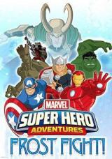 Marvel Super Hero Adventures: Frost Fight! Online Completa Audio Latino
