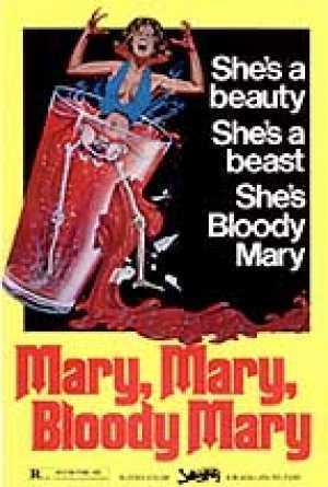Mary, Mary, Bloody Mary (1975) - Filmaffinity