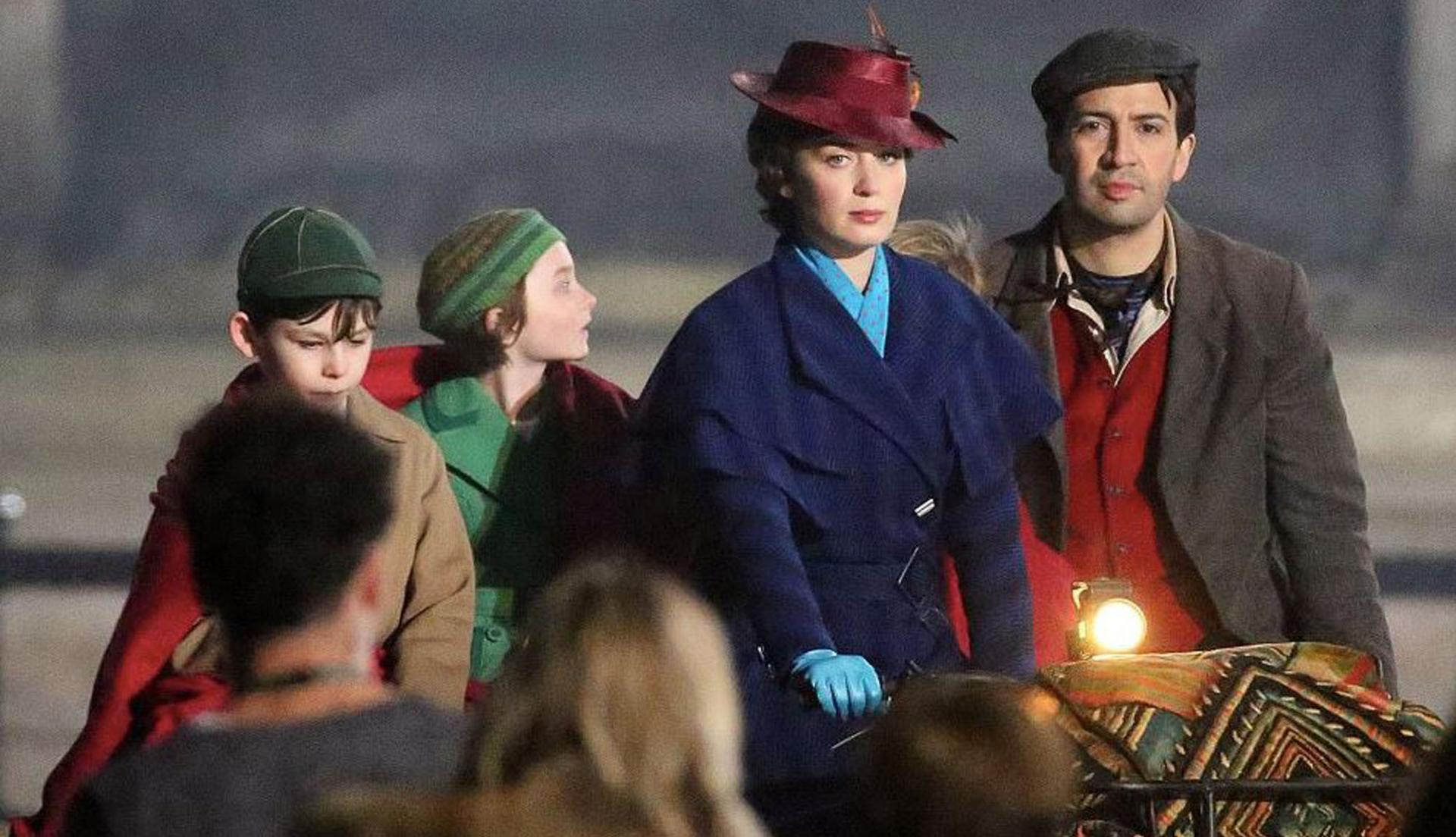 Mary Poppins Returns 2018 Filmaffinity