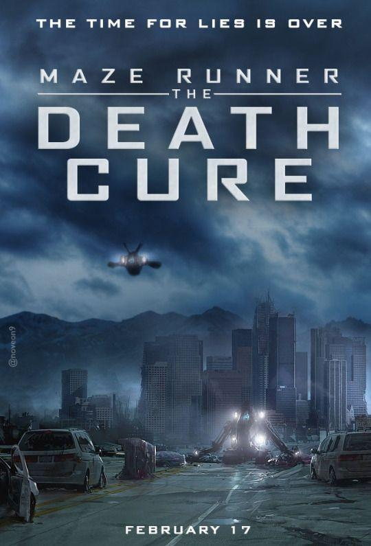 Maze Runner The Death Cure 2018 Filmaffinity