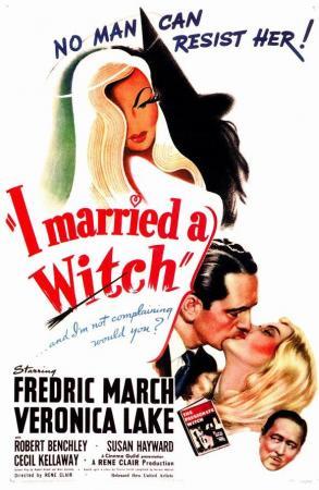Me casé con una bruja