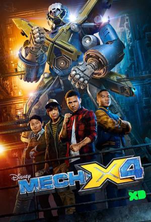 Mech-X4 (Serie de TV)