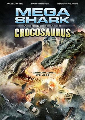 Megatiburón contra crocosaurio