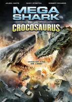 Megatiburón contra crocosaurio  - Poster / Imagen Principal
