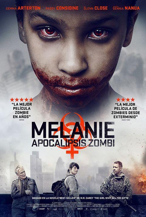 Melanie: Apocalipsis Zombi (BRRip Latino – Ingles 1080p) 2016