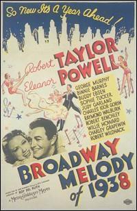 Melodías de Broadway 1938