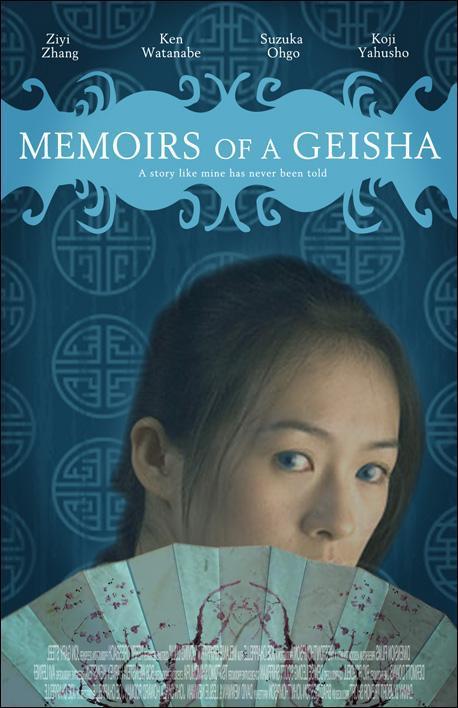 Sinopsis de memorias de una geisha