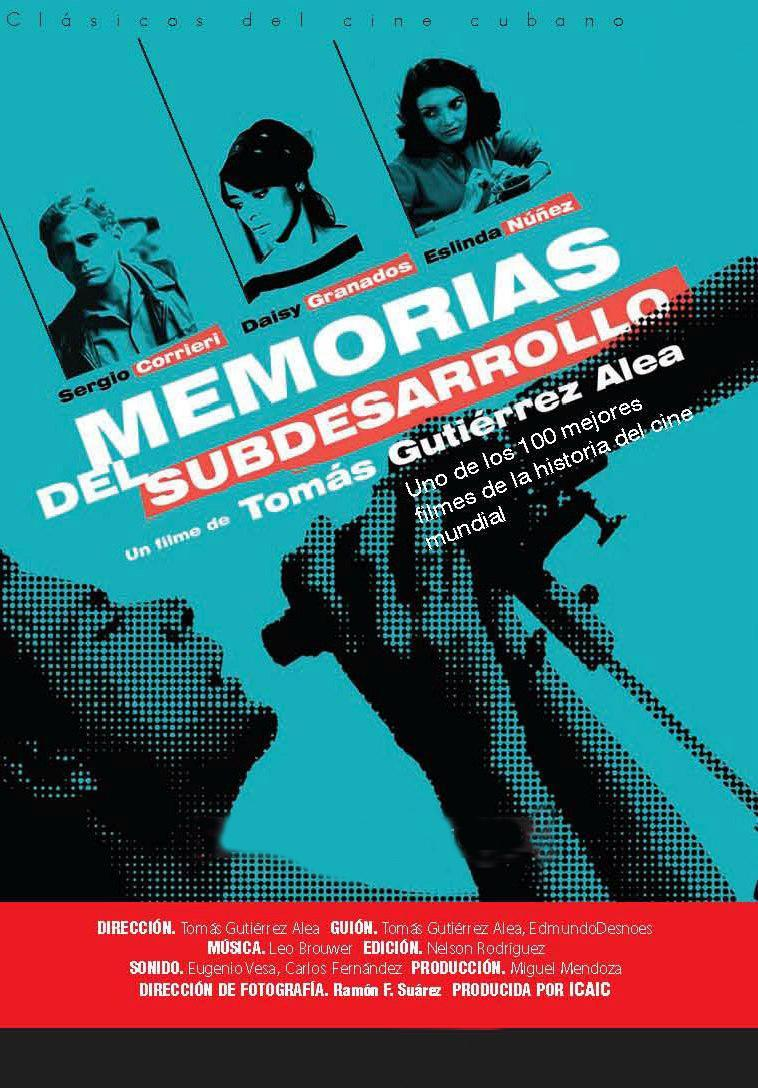 Memorias del subdesarrollo (1968) - Filmaffinity