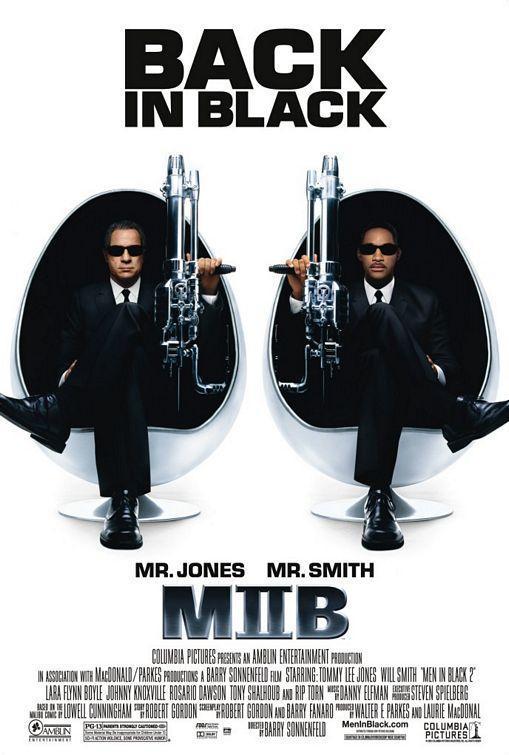 Men In Black 2 Mib 2 2002 Filmaffinity