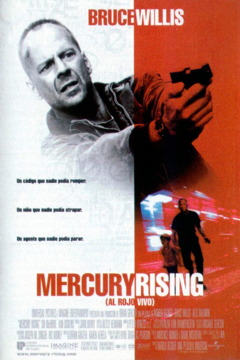 Mercury Rising (Al rojo vivo) Image