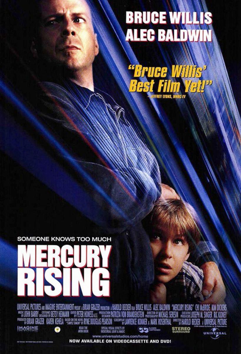 Mercury Rising Al Rojo Vivo 1998 Filmaffinity