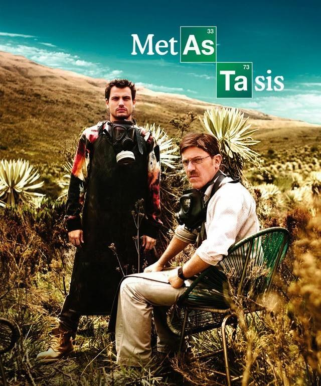 Metastasis Cast Metastasis  TV Series