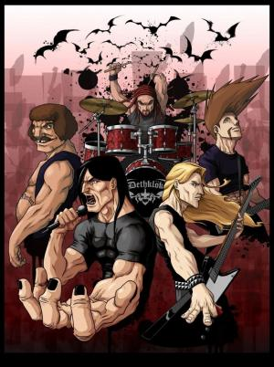 Metalocalypse (Serie de TV)