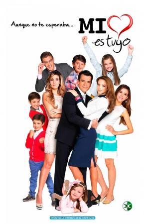 Mi corazón es tuyo (Serie de TV)