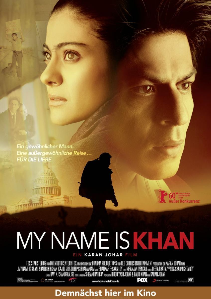 Mi Nombre Es Khan 2010 Filmaffinity