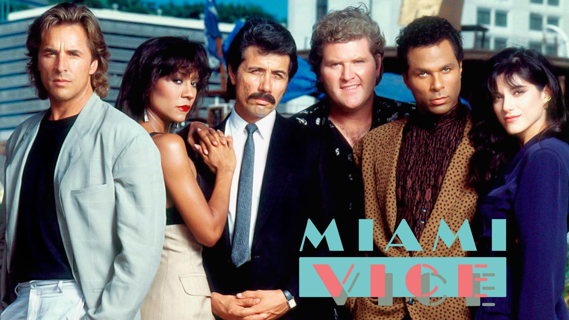 image gallery for miami vice tv series filmaffinity. Black Bedroom Furniture Sets. Home Design Ideas