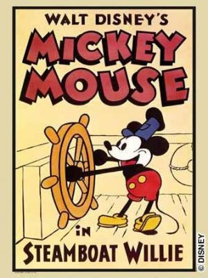 Mickey Mouse: El botero Willie (C)