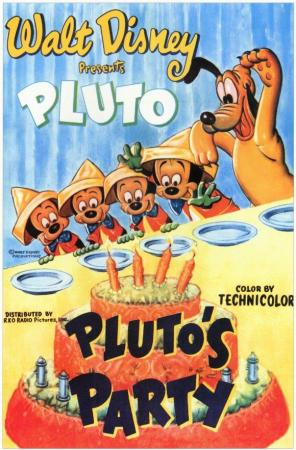 Mickey Mouse: La fiesta de Pluto (C)