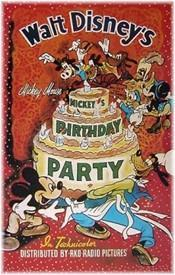 Mickey Mouse: La fiesta de cumpleaños de Mickey (C)