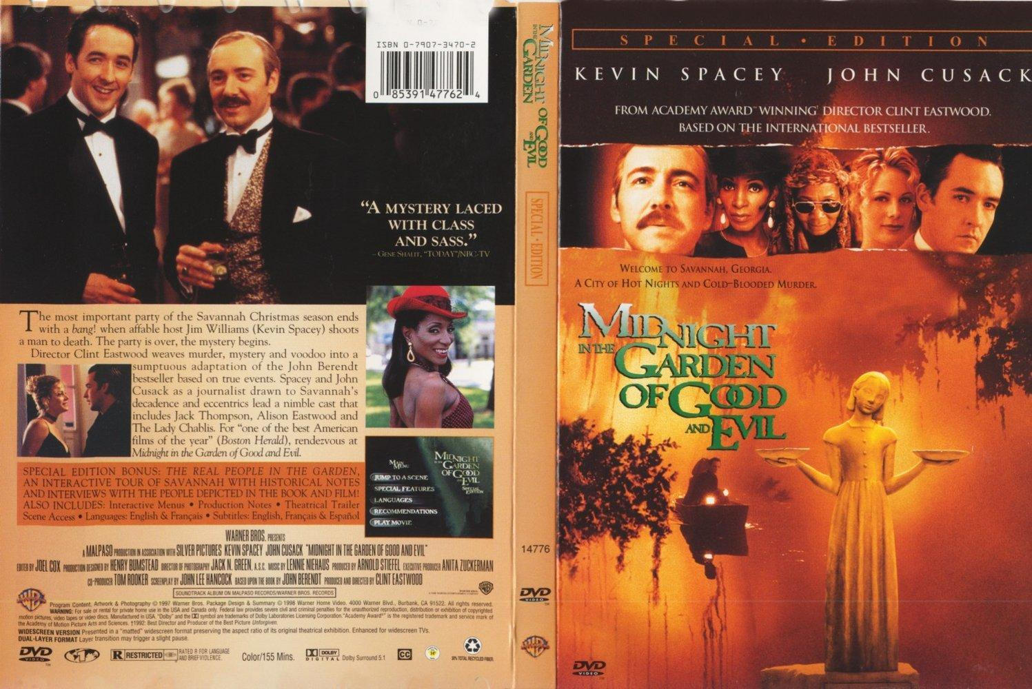 Midnight In The Garden Of Good And Evil 1997 Filmaffinity