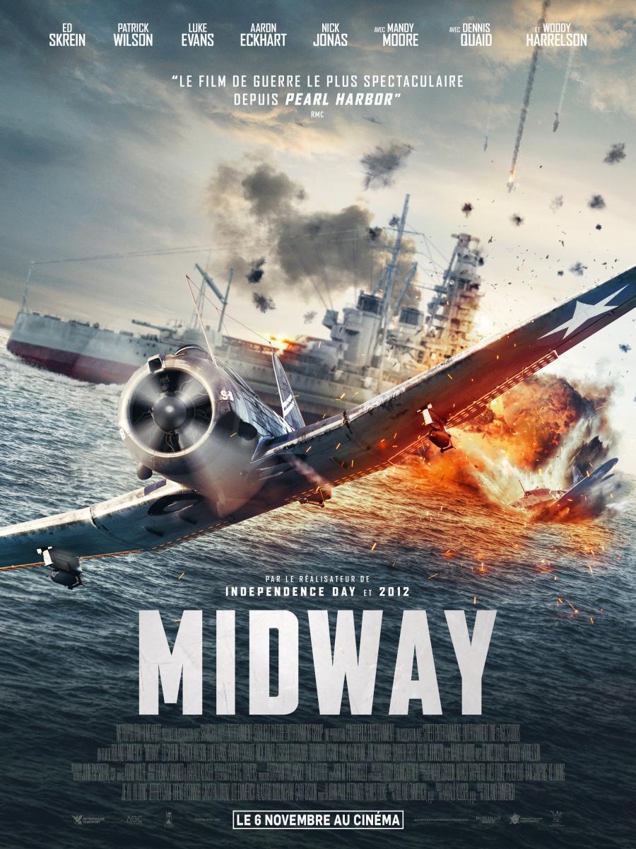 Midway Ataque En Altamar 2019 Filmaffinity