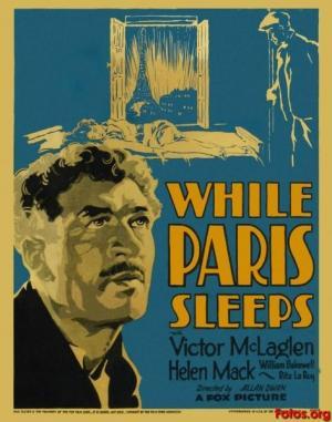 Mientras París duerme