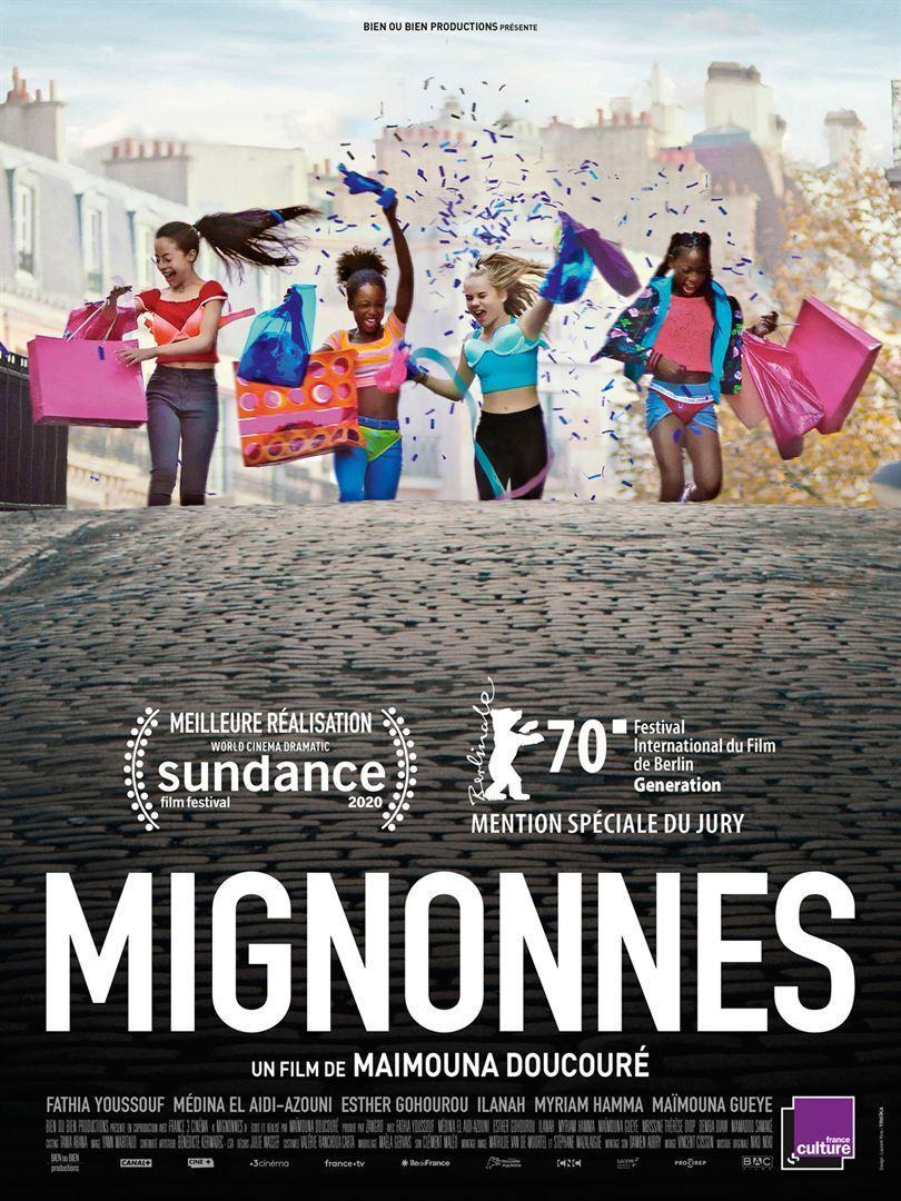 Mignonnes Cuties Guapis Netflix Maïmouna Doucouré