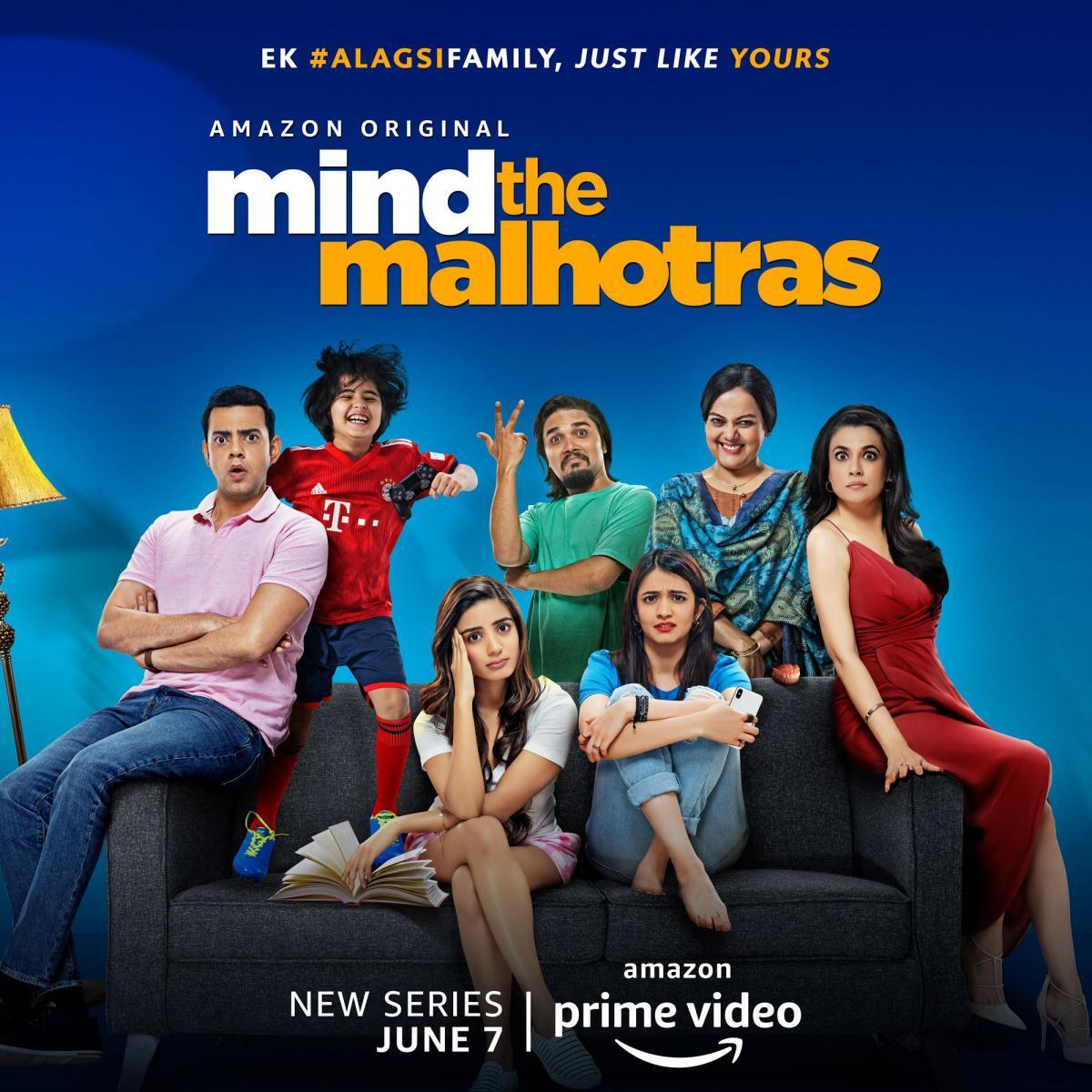 Mind The Malhotras (TV Miniseries) (2019) - Filmaffinity