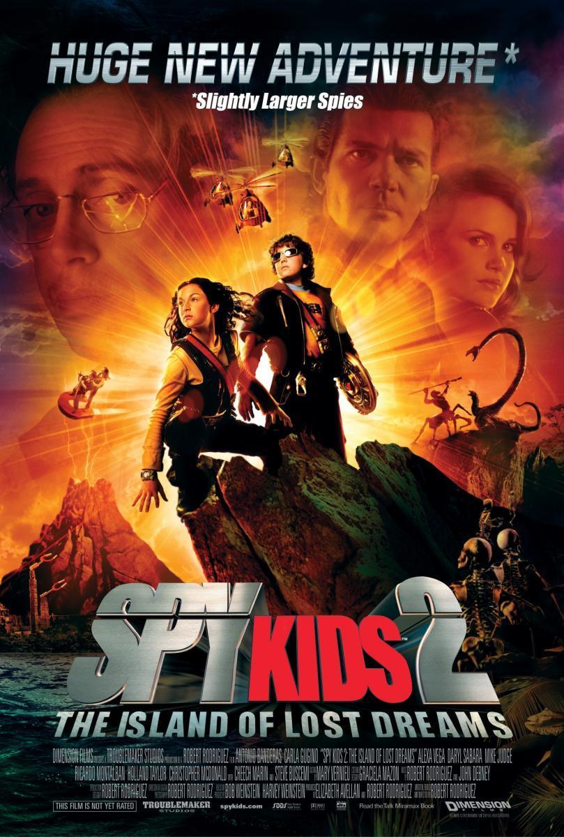 Mini Espías 2 La Isla De Los Sueños Perdidos 2002 Filmaffinity