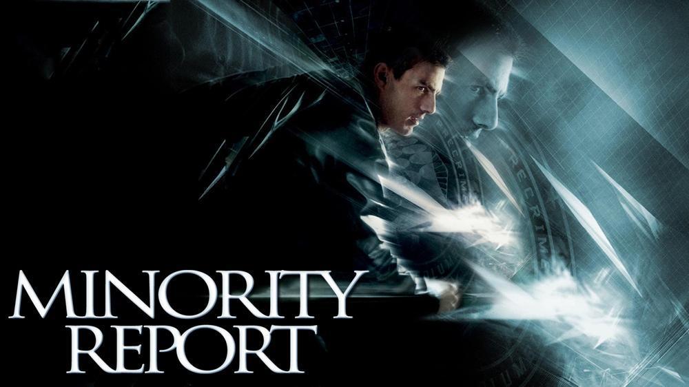 Minority Report 2002 Filmaffinity